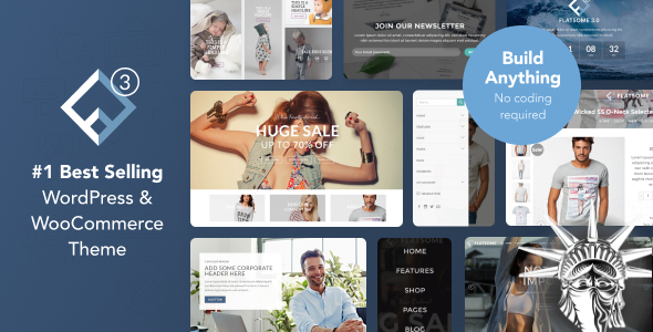 Flatsome Theme v3.13.3 NULLED