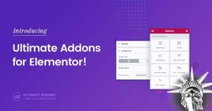 Ultimate Addons for Elementor v1.30.0 NULLED
