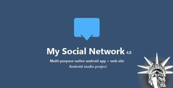 My Social Network v5.7 NULLED