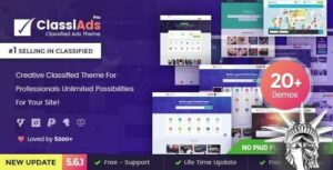 Classiads v5.9.2 NULLED
