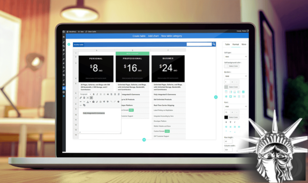 WP Table Manager v2.9.1
