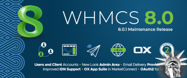WHMCS v8.1.3 NULLED
