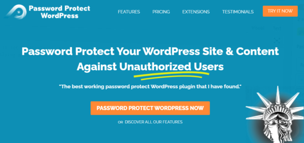 Password Protect WordPress Pro v1.3.1 NULLED