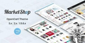 MarketShop Theme v2.1.3
