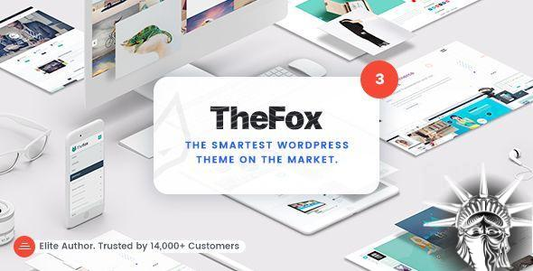 TheFox Theme v3.9.9.9.18 NULLED