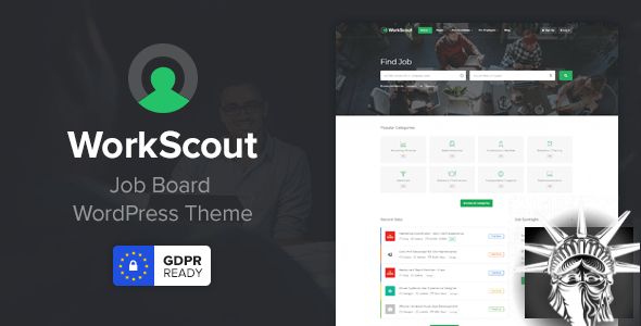 WorkScout Theme v2.0.31 NULLED