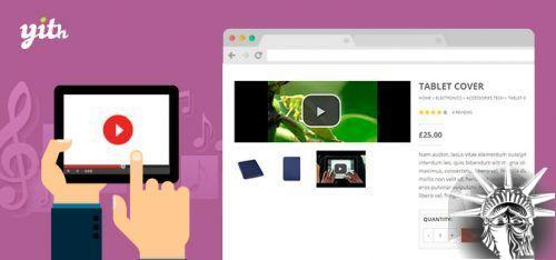 YITH WooCommerce Featured Audio and Video Content v1.3.12