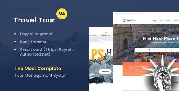 Travel Tour Theme v4.2.6