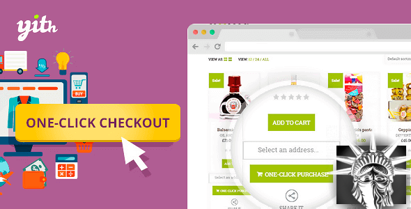 YITH WooCommerce One Click Checkout Premium v1.5.6