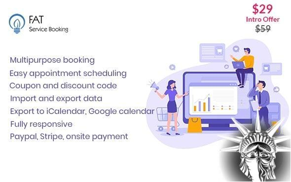 Fat Services Booking v3.6