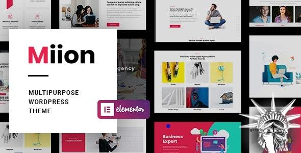 Miion Theme v1.2.0 NULLED