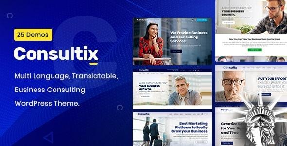 Consultix Theme v3.0.1 NULLED