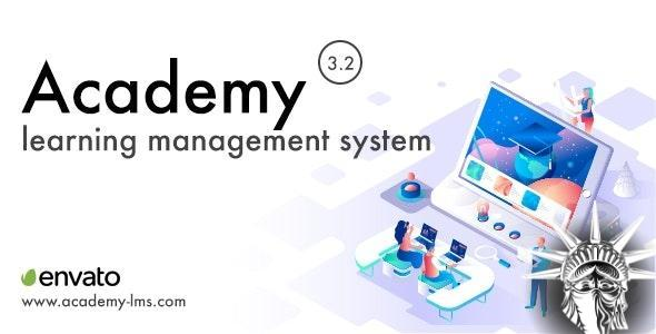 Academy LMS Gratuit v4.6 NULLED