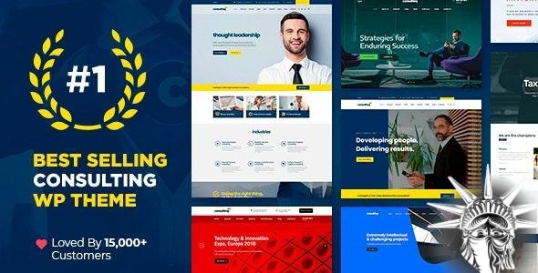 Consulting Theme v6.0 NULLED