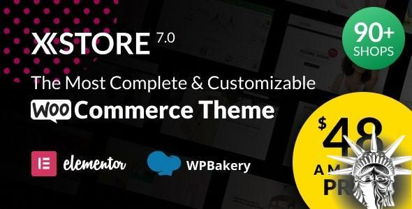 XStore Theme v7.2.6 NULLED