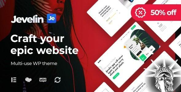 Jevelin Theme v5.0.2