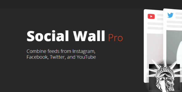 Smash Balloon Social Wall v1.0.3 NULLED
