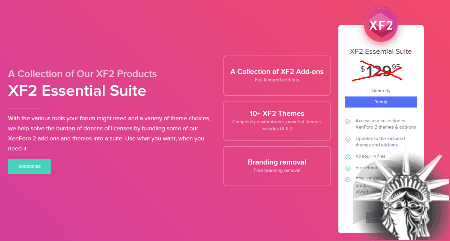 XF2 Essential Suite v1.0.0