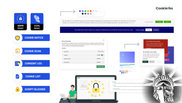 GDPR Cookie Consent v2.3.4 NULLED