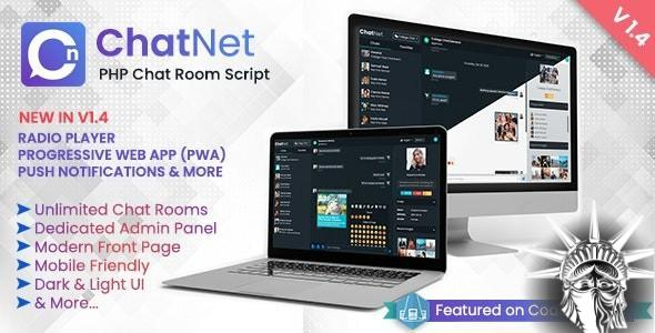 ChatNet v1.4 [NULLED]