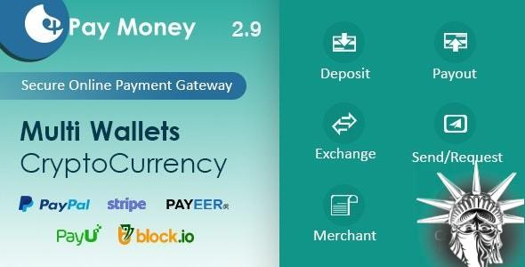 PayMoney v2.9 NULLED