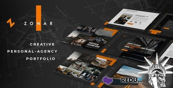 Zonar Theme v2.2 NULLED