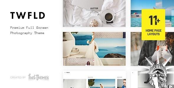 TwoFold Theme v2.7.0.1 NULLED