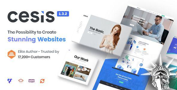 Cesis Theme v1.8.7.20 NULLED