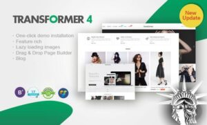Panda PrestaShop Template v2.6.3 NULLED