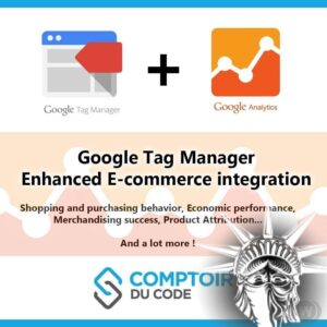Google Tag Manager Enhanced Ecommerce