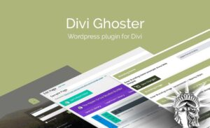Divi Ghoster v5.0.21 NULLED