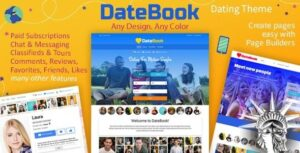 DateBook Theme