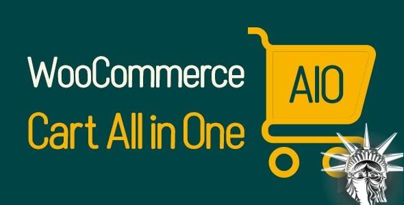 WooCommerce Cart All in One