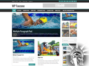 WP Fanzone Theme