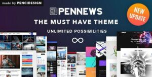 PenNews Theme