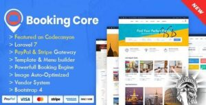 Booking Core