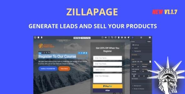 Zillapage